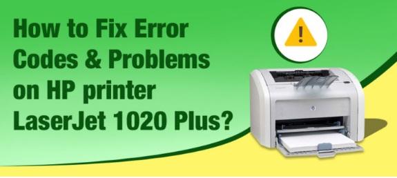 HP Laser Jet Printer Error B0605