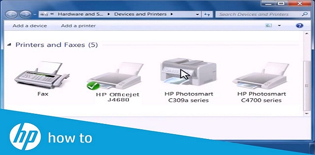 HP Printer Customer Care