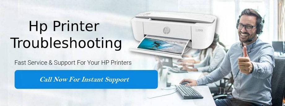 Troubleshoot HP Printer