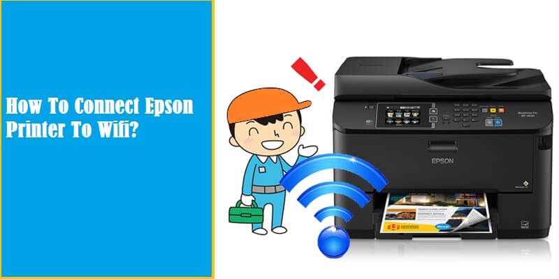 Connect Epson Printer To Wifi