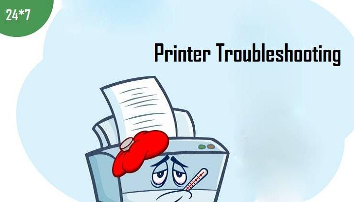 Troubleshooting of Printer